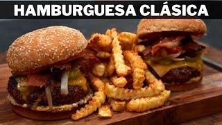 Hamburguesa Clásica a la parrilla | La Capital