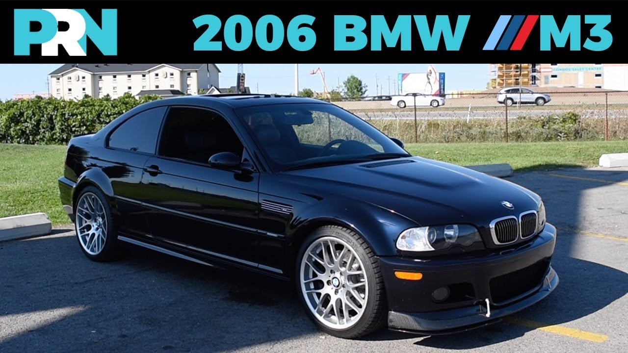 2006 BMW M3 Competition Full Tour E46  TestDrive  YouTube