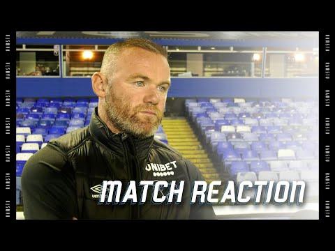 MATCH REACTION | Wayne Rooney Post Birmingham City (A)