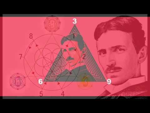 El impresionante secreto de Nikola Tesla detrás de los números 3, 6 y 9
