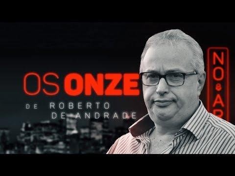Cássio, Sócrates, Tite E Mais – OS ONZE DE ROBERTO DE ANDRADE – No Ar #39