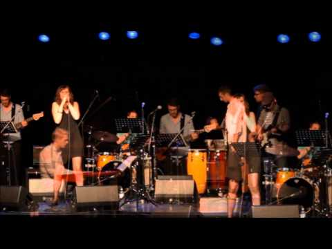 Chaka Khan Ensemble - The Hissing Of Summer Lawns   Live 2014