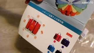 видео Чемодан или дорожная сумка с Алиэкспресс