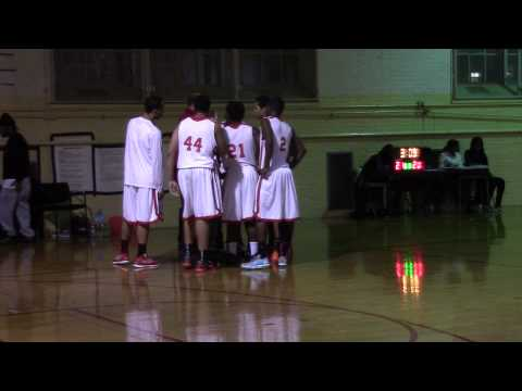 Prospect Heights vs. Bedford Academy 1