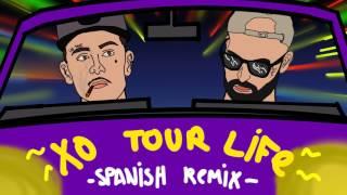 [LOS PAYOS] ISAIAS CHICO X PIREX ON DA TRACK - XO TOUR LIFE ((SPANISH REMIX))