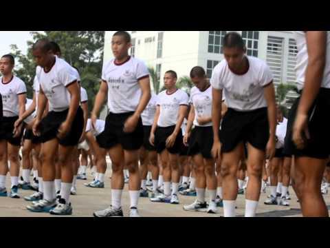 นักเรียนใหม่ รุ่นที่ 73 : โรงเรียนนายร้อยตำรวจ สามพราน นครปฐม