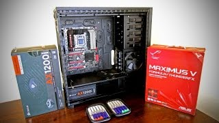 Ultimate Gaming PC Build Video #1 (UGPC 2012 Gaming Computer)