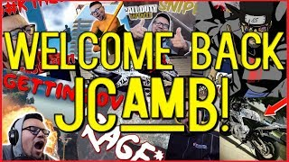Welcome Back To YouTube JCamb
