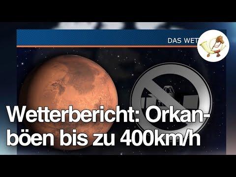 [Postillon24] Orkanböen bis zu 400km/h - Der Wetterbericht (3)