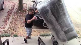 How To Properly Move A Couch By A Professional Mover