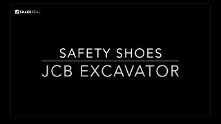 JCB Safety Shoe | JCB Excavator | Safety Shoes Product Review | Shakedeal.com