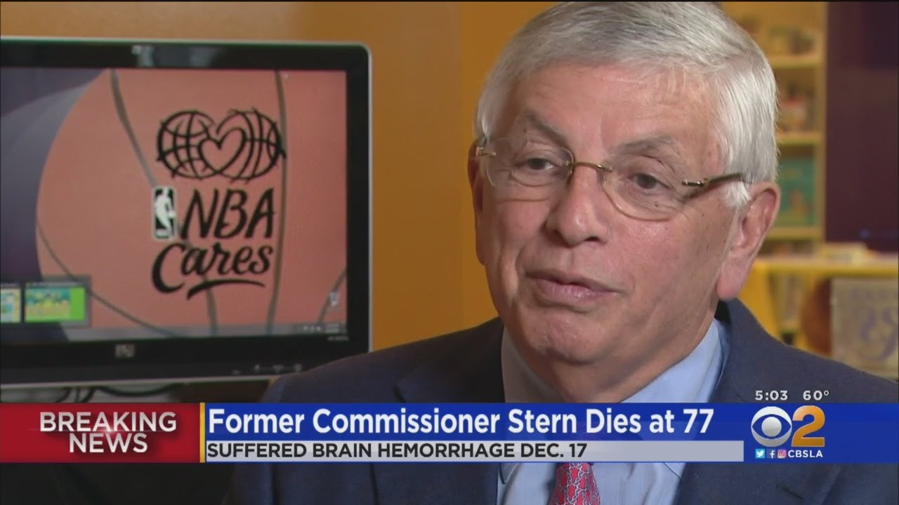 David Stern, One Of The Most Influential NBA Commissioners, Is ...