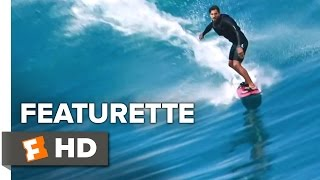 Point Break Featurette - Surf Action (2015) - Teresa Palmer, Luke Bracey Movie HD