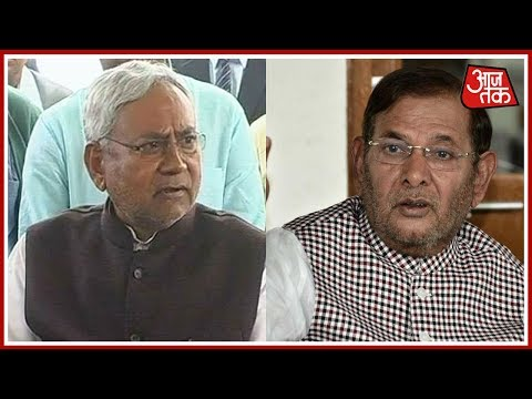 Nitish Kumar's Return To NDA Sends Wrong Message To People, Saya Sharad Yadav