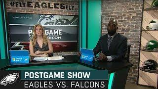 Philadelphia Eagles vs. Atlanta Falcons Postgame Show | 2019 Week 2