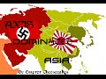 Speed Art | Alternate History | Axis Dominated Asia