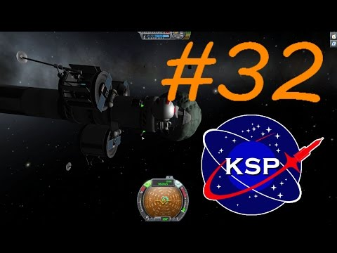 Cyko Space Program - Ep-32 - Connecting the Tanker #1