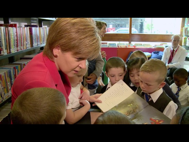 First Minister's 2017 New Year Message