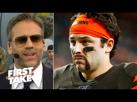Max Kellerman is holding onto hope for the Browns   First Take 1
