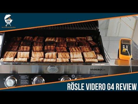 Rösle Gasgrill Videro G6 Test : Rösle gasgrill shop rösle grill