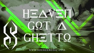 Deep Rap Instrumental - Heaven Got A Ghetto - Sourze Codex 2 Beat LP (2012)