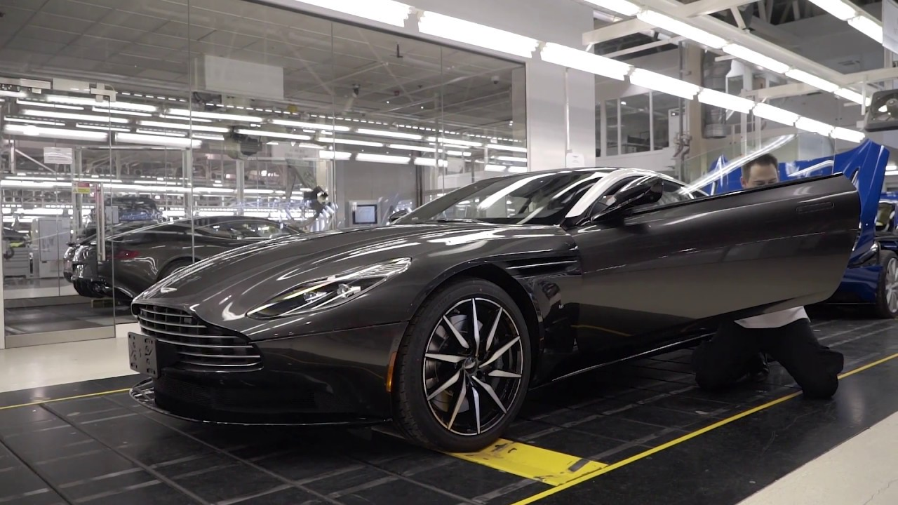 How It S Made Aston Martin Db11 Youtube