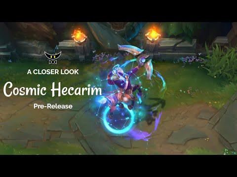 Cosmic Hecarim Epic Skin (Pre-Release)