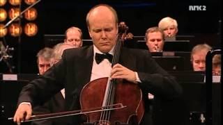 Truls Mørk: Dvorák Cello Concerto in B minor, Op. 104 - 2. Adagio, ma non troppo - 26.01.11
