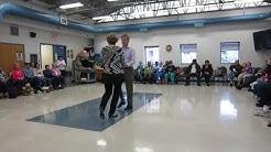 Pittsburgh Ballroom Senior Outreach at Penn Hills Senior Center 15235    MVI 5718