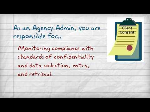 Agency Administrator Responsibilities