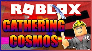 GATHERING COSMOS || ROBLOX ORE TYCOON 2 [2] FINALE
