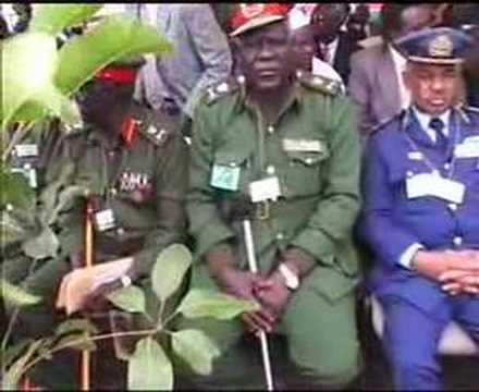 Comprehensive Peace Agreement (Part9) Sudan