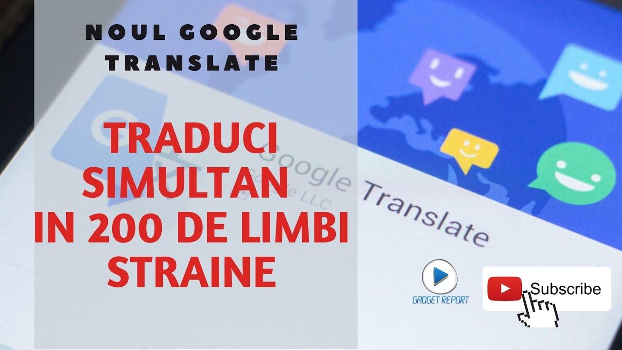 Traducere nume in alta limba