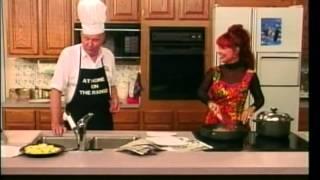 Episode 294 Ravioli Tomato Zucchini- At Home On The Range