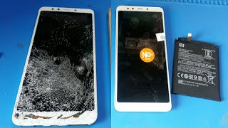 Xiaomi Redmi 5 (2018) New LCD + Touch Screen Digitizer Replacement || Redmi 5 New  Display Replaceme