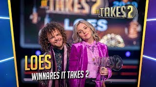 It Takes 2 2019: Loes Haverkort wint grote finale