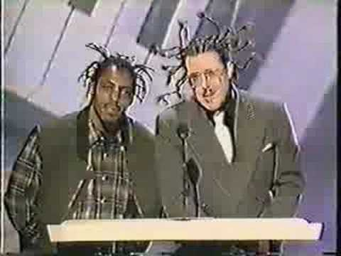 Weird Al and Coolio