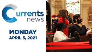 Catholic News Headlines for Monday, 4/5/21