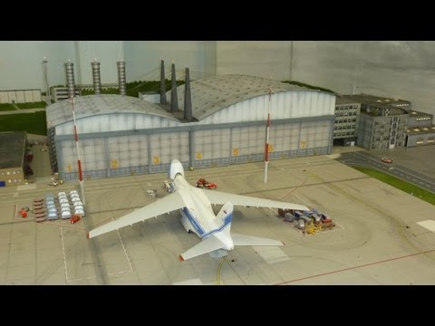 Amazing Model Airport 'Knuffingen' ✈ Miniatur Wunderland Hamburg