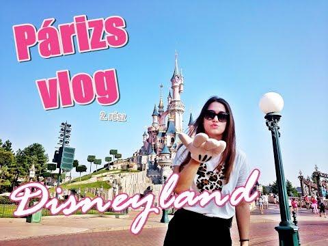 Párizs vlog   2. rész   Disneyland letöltés