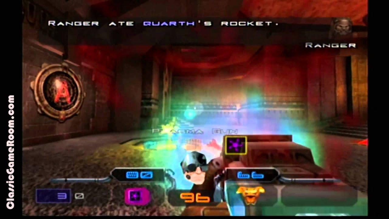 Classic Game Room Quake 3 Arena Review For Sega
