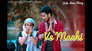 Ve Maahi | Kesari | Eid Special |  Romantic Love Story