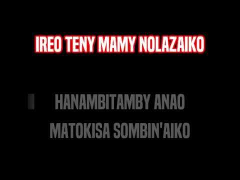 Tovo J'hay - Teny mamy (KARAOKÉ)