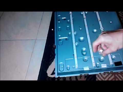 TV LED LG Ada suara tidak ada gambar