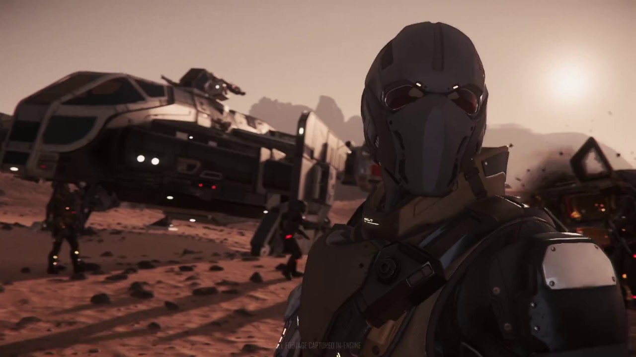Star Citizen - Alpha 3.2 teaser - PC Gaming Show 2018