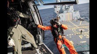 EH101 bestod svendeprøve i maritime operationer