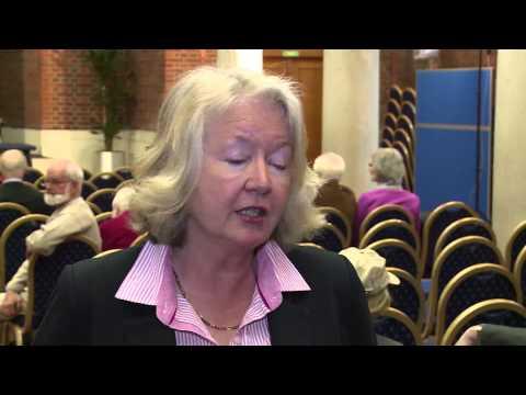 Petrina Holdsworth at the CIB AGM 2013