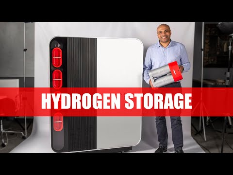 The Future of Energy Storage Could be Hydrogen