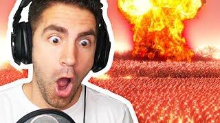 nuke vs 1 000 000 zombies ultimate epic battle simulator   pungence