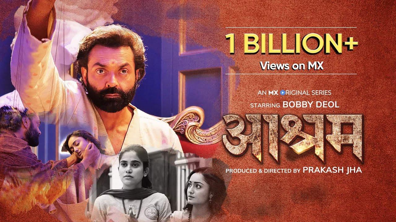 Download Aashram   Season 1 Episode 1 - Pran Pratishtha   Bobby Deol   Prakash Jha   MX Original Series